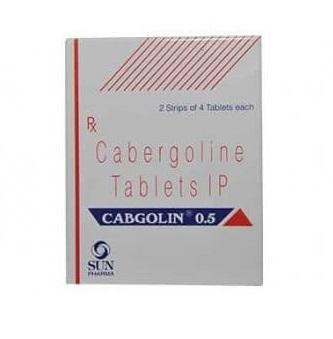 カベルゴリン